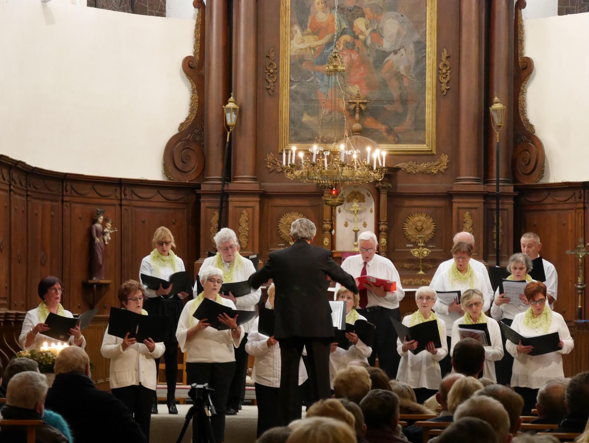 Chorale de Moulbaix