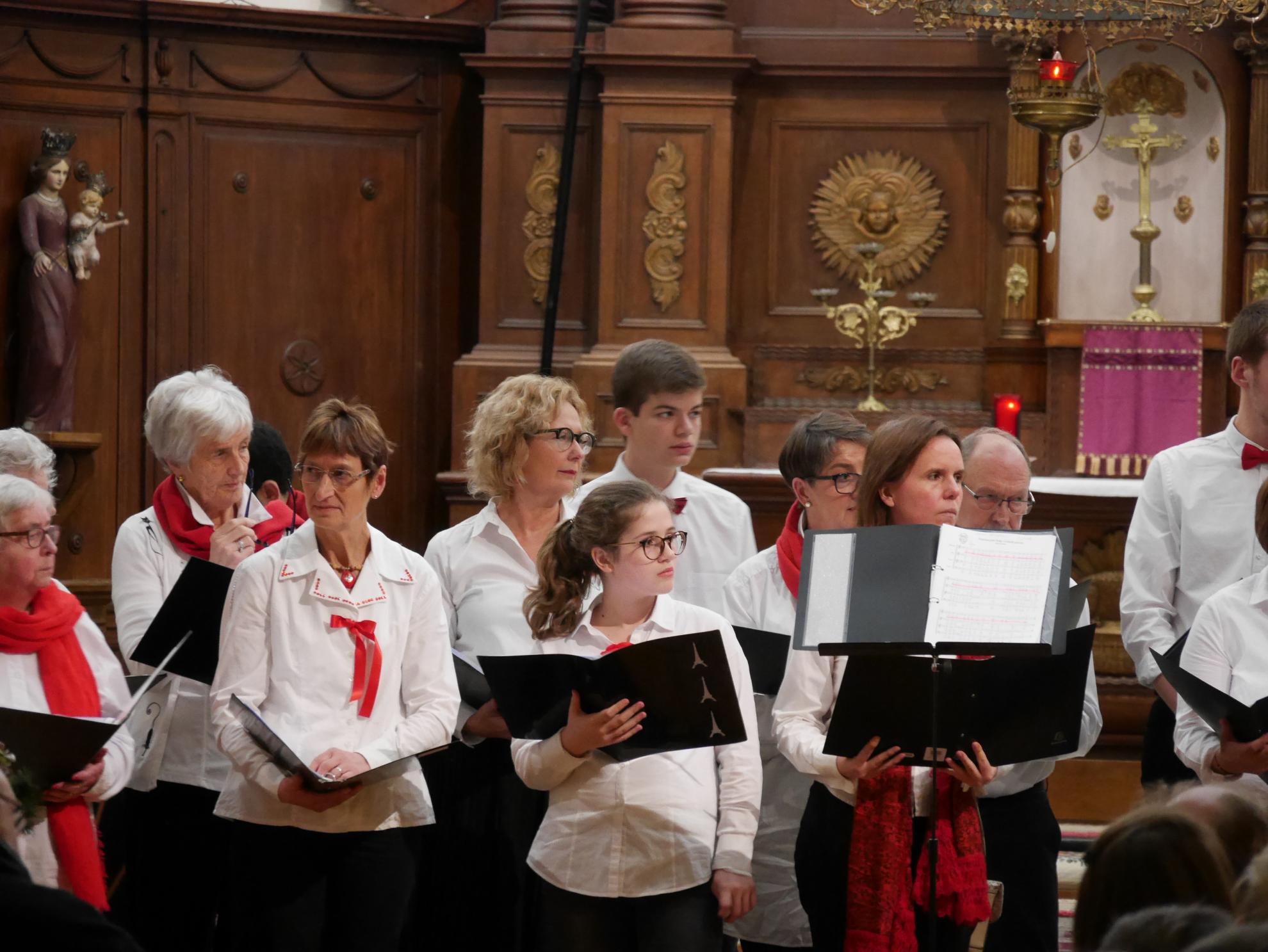 Chorale du BORELAIS