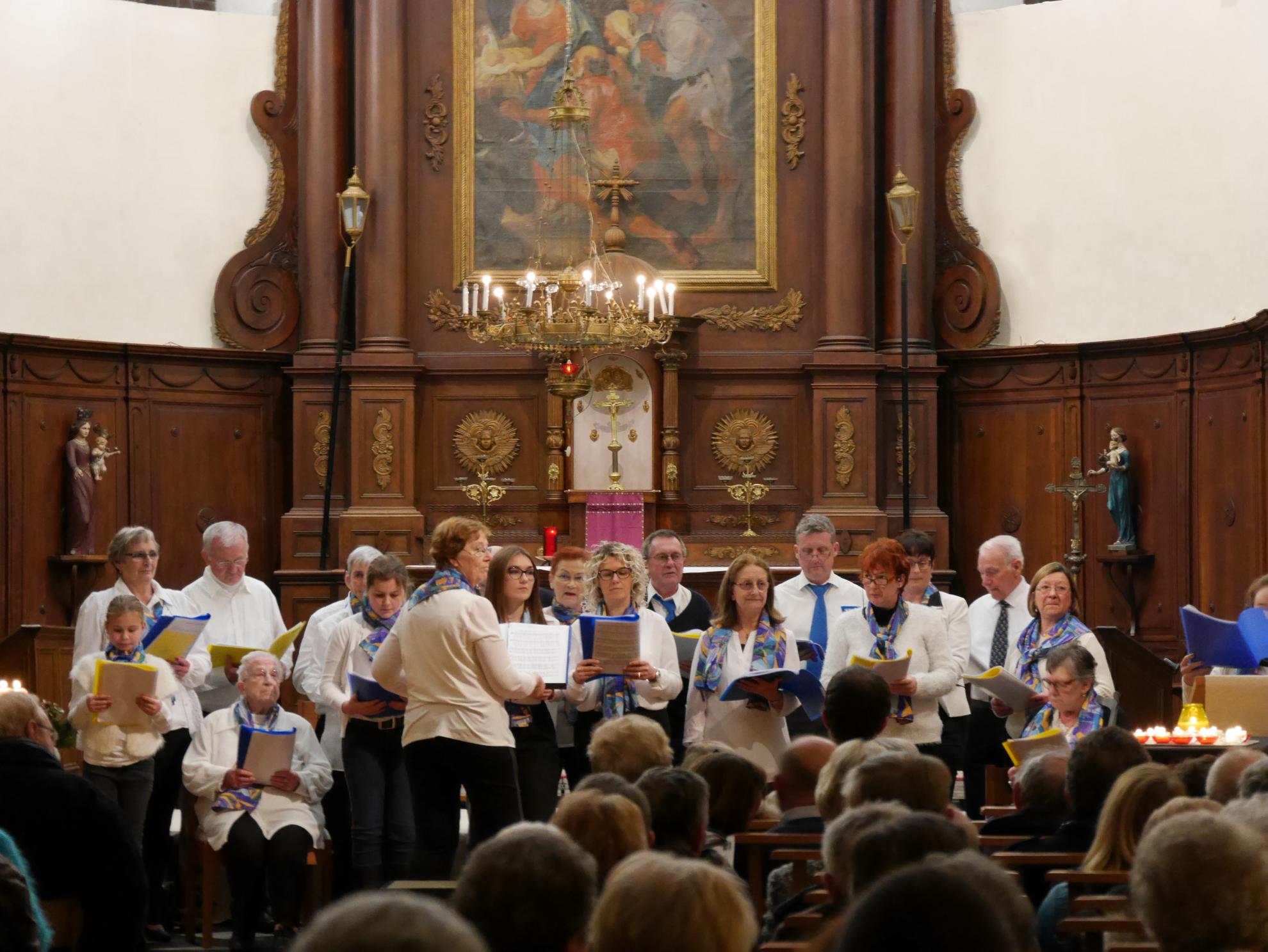 Chorale de Ghislenghien