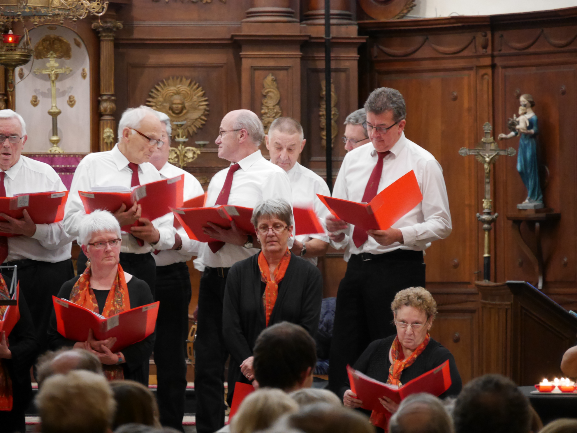 Chorale d'Irchonwelz