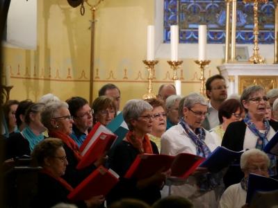 Ensemble des chorales