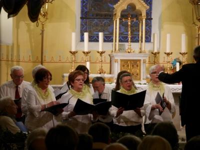 Chorales Sainte Cécile de Moulbaix
